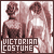 Clothing : Costume :Victorian